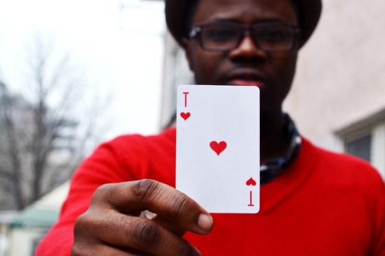 Bubie card
